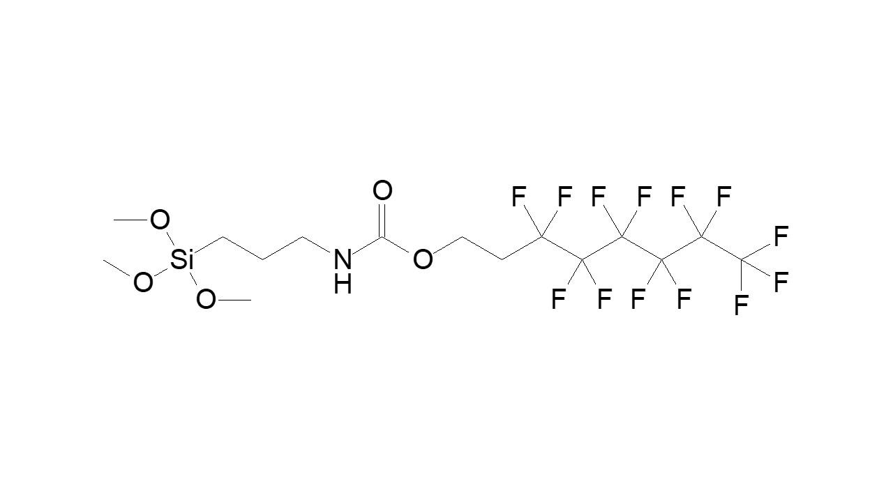 Tridecafluorooctyl [3-(trimethoxysilyl)propyl]carbamate thumbnail