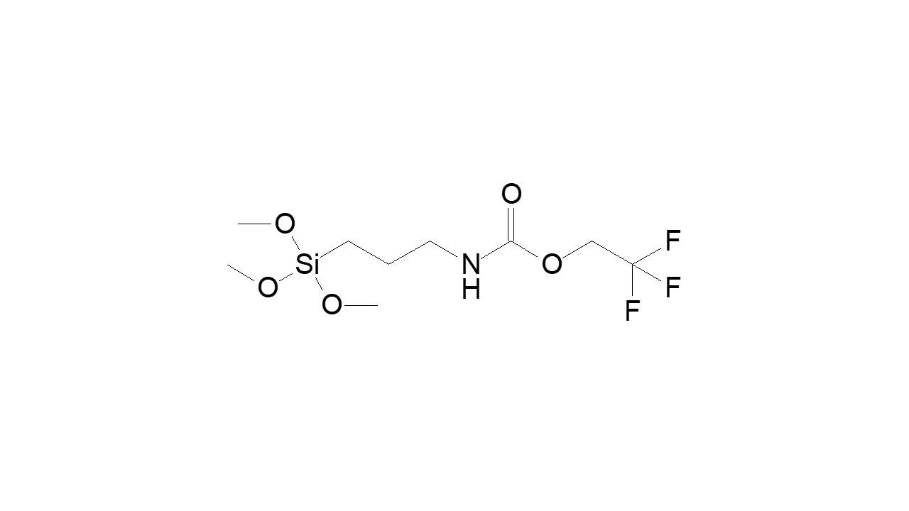 Trifluoroethyl [3-(trimethoxysilyl)propyl]carbamate thumbnail