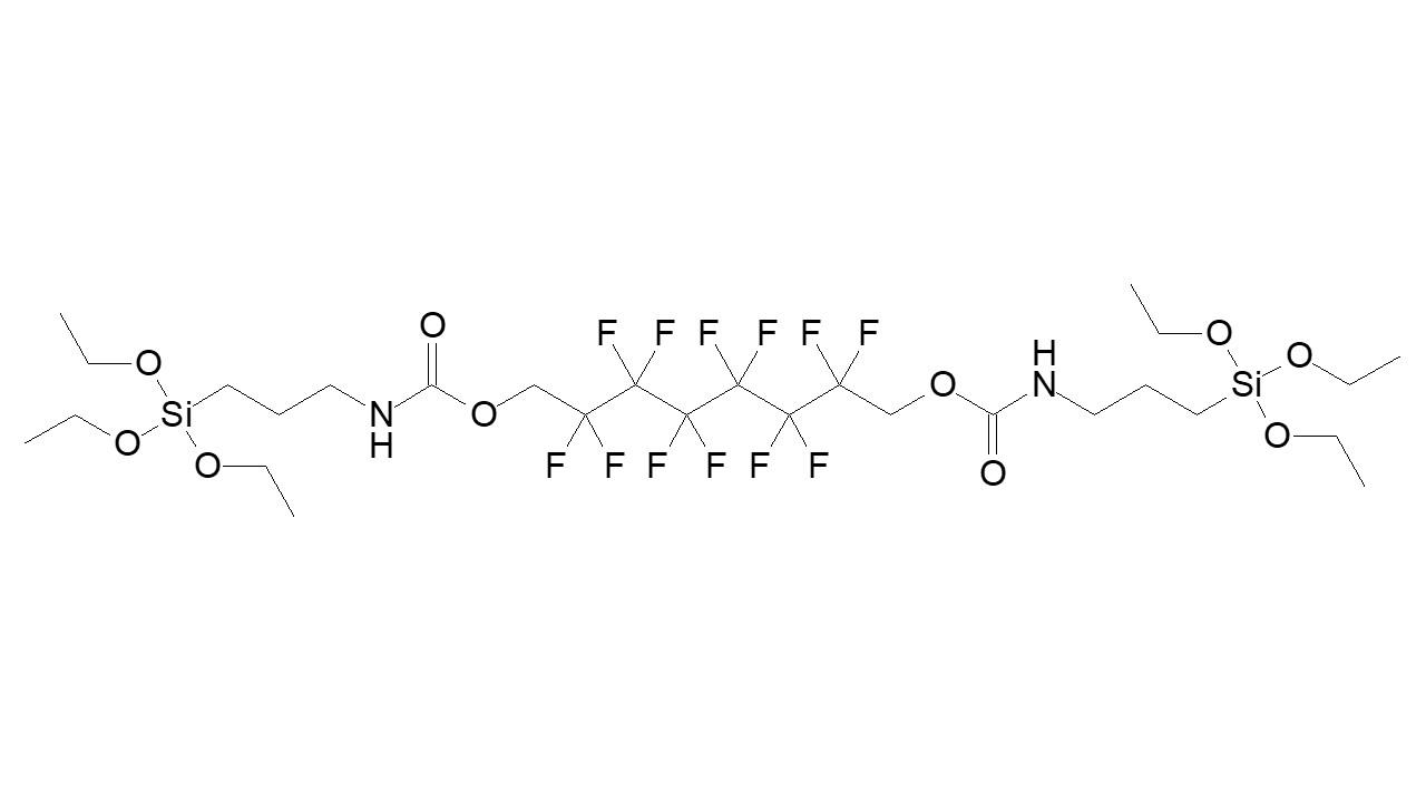 Dodecafluorooctyl (Bis(triethoxysilyl) Propyl)carbamate thumbnail