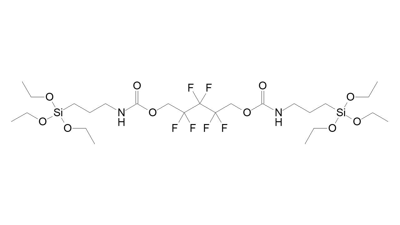 Hexafluoropentyl [Bis(triethoxysilyl) Propyl]carbamate thumbnail