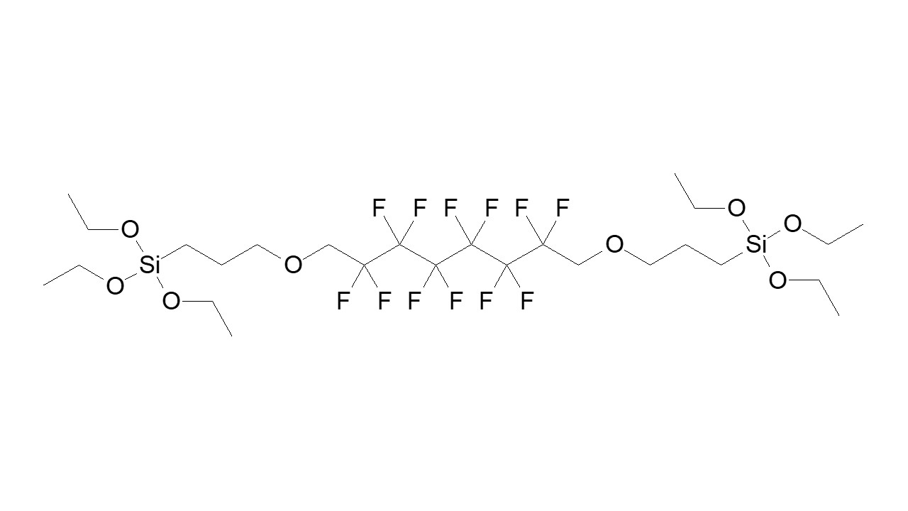 Dodecafluorooctyl  bis(propoxy(triethoxysilane)) thumbnail