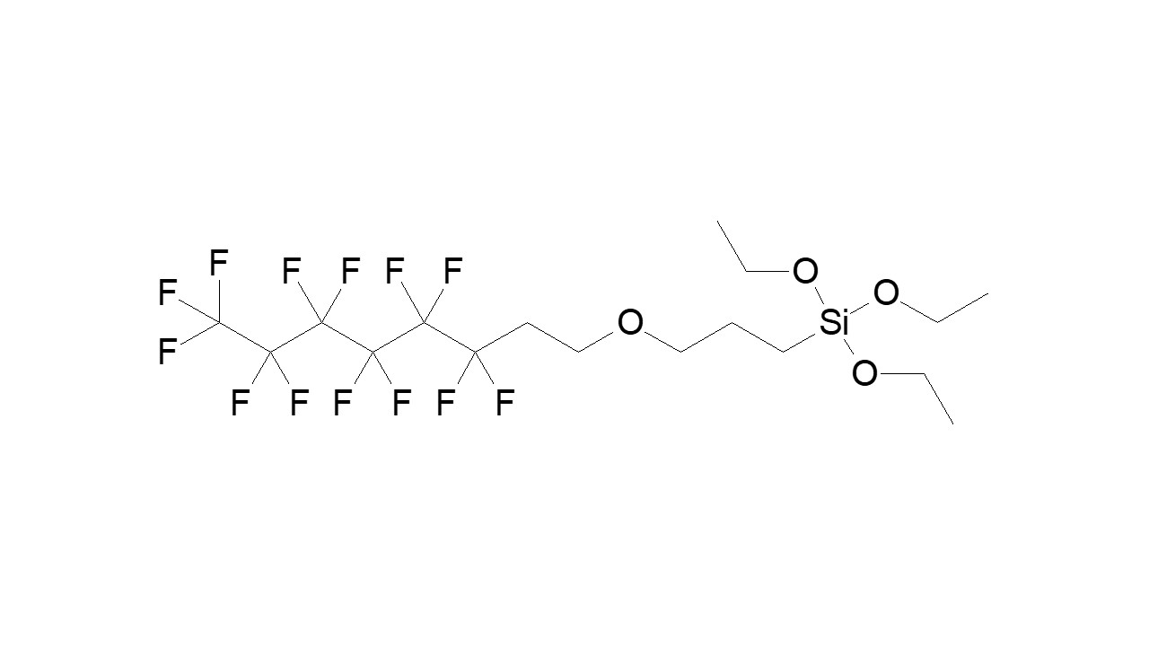 Dodecafluorooctyl  propoxy(triethoxysilane) thumbnail