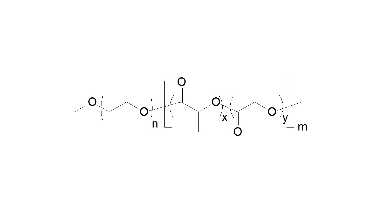 Poly(ethylene glycol)-block-Poly(lactic-co-glycolic) acid thumbnail