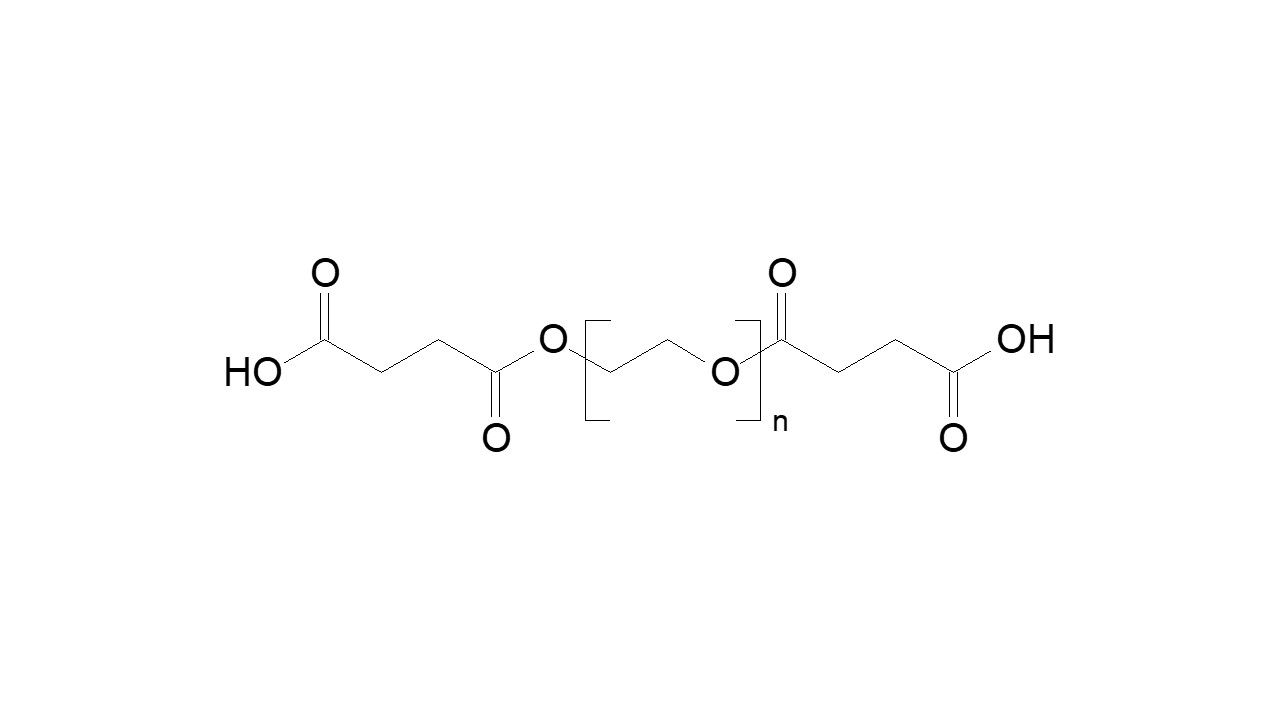 Poly(ethylene glycol), α,ω-bis(carboxylic acid) thumbnail