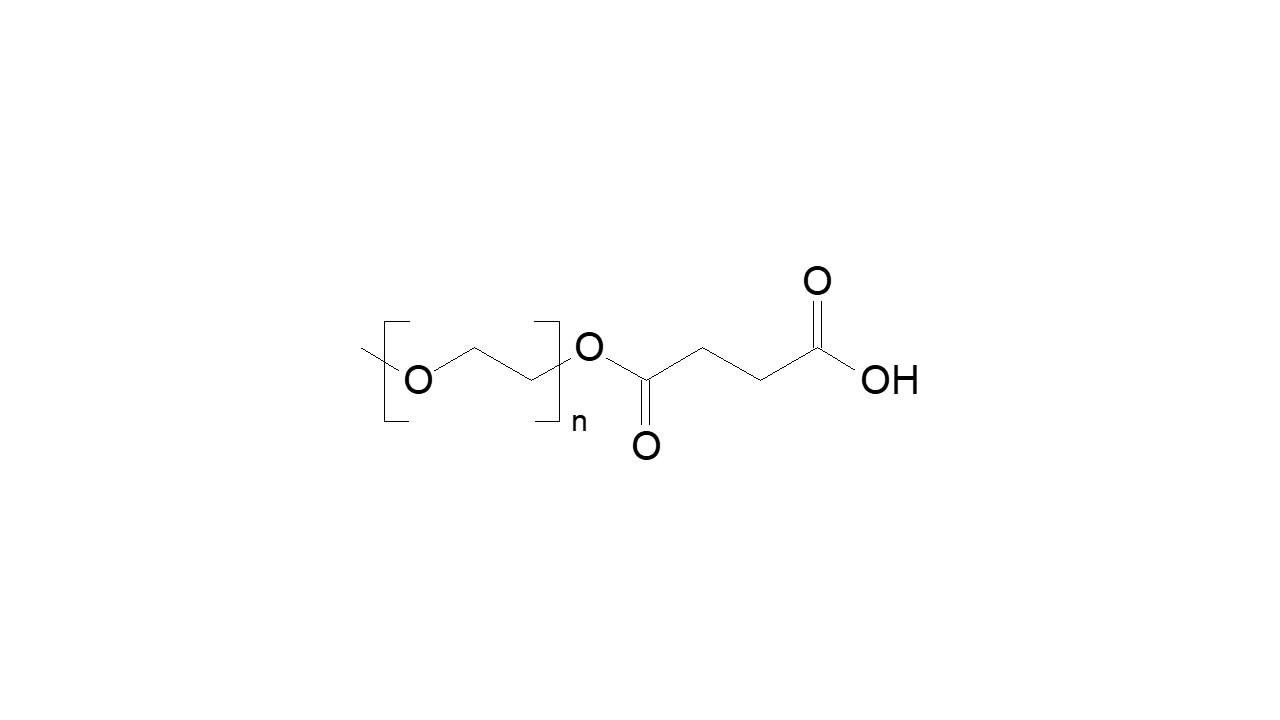 Poly(ethylene glycol), α-methoxy, ω-carboxylic acid thumbnail