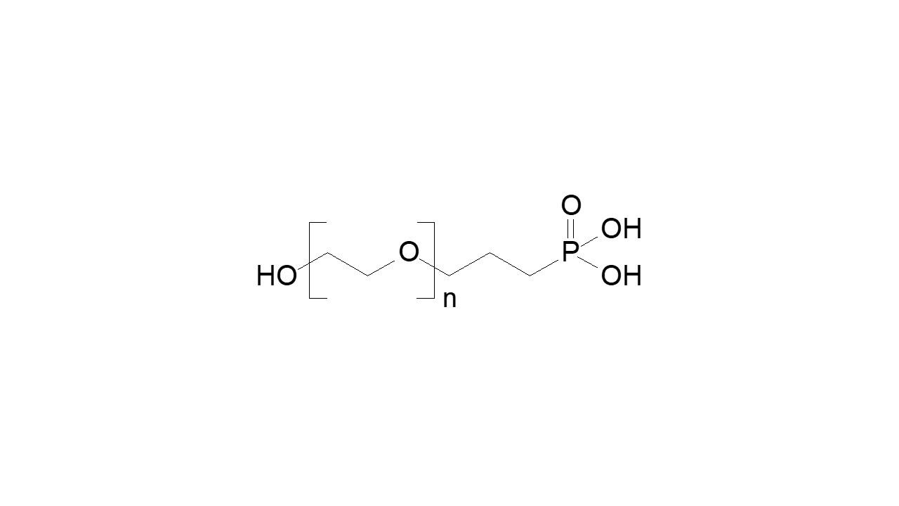 Poly(ethylene glycol), α-hydroxy, ω-phosphonic acid thumbnail