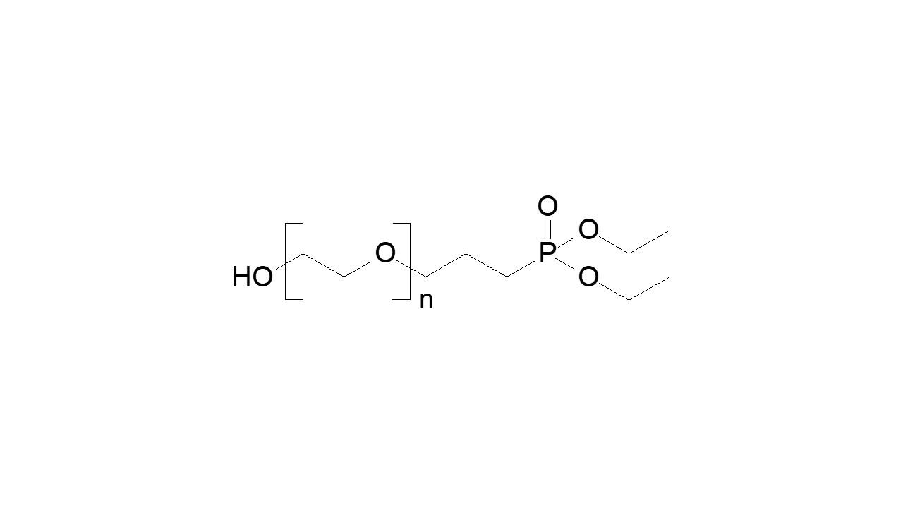 Poly(ethylene glycol), α-hydroxy, ω-diethyl phosphonate thumbnail