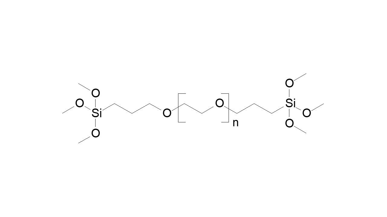 Poly(ethylene glycol), α,ω-bis(trimethoxysilane) thumbnail