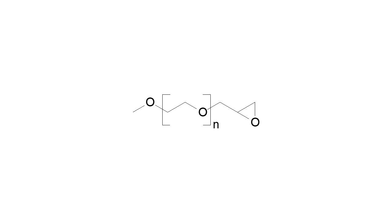 Poly(ethylene glycol), α-methoxy, ω-glycidyl ether thumbnail