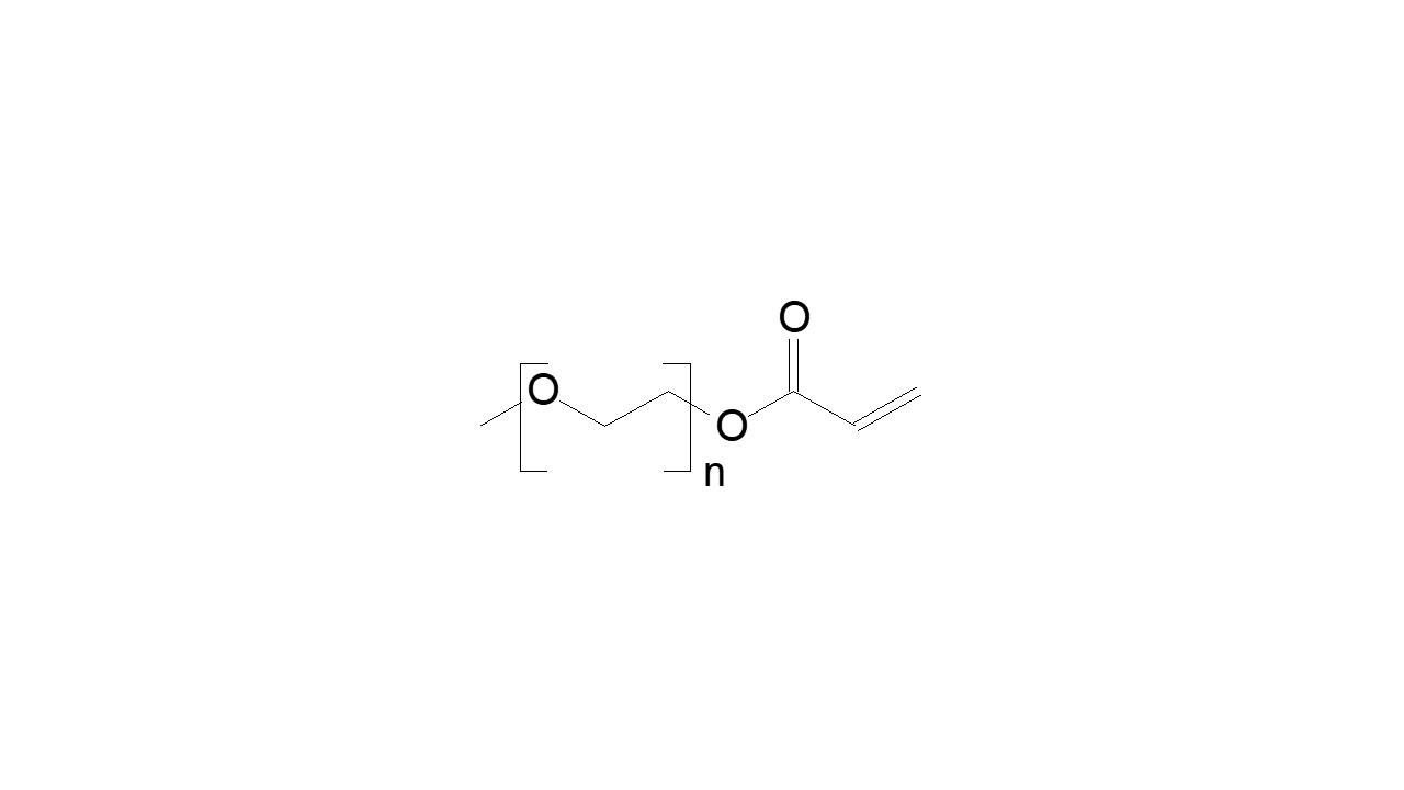 Poly(ethylene glycol), α-methoxy, ω-acrylate thumbnail