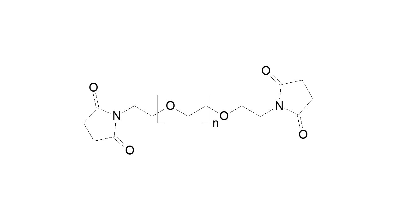 Poly(ethylene glycol), α,ω-bis(succinimide) thumbnail