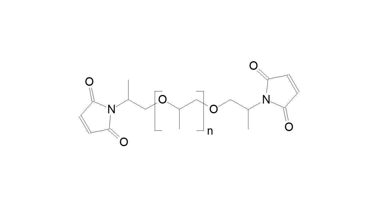 Poly(propylene glycol), α,ω-bis(maleimide) thumbnail