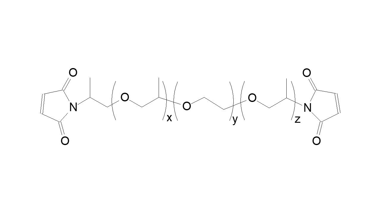 PPG-block-PEG-block-PPG, α,ω-bis(maleimide) thumbnail