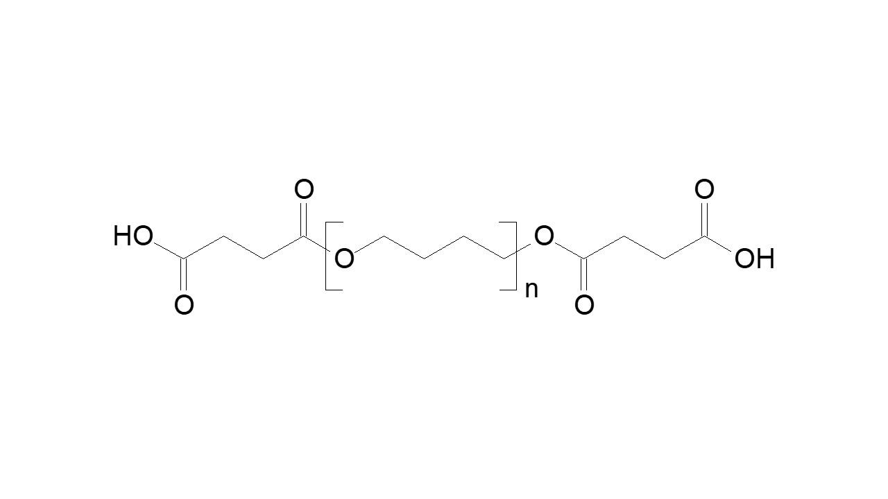 Poly(tetramethylene glycol), α,ω-bis(carboxylic acid) thumbnail