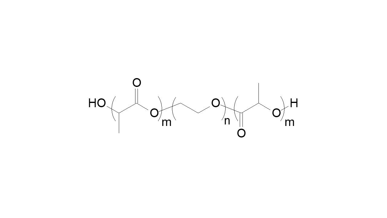 Poly(lactic acid)-block-poly(ethylene glycol)-block-poly(lactic acid) thumbnail