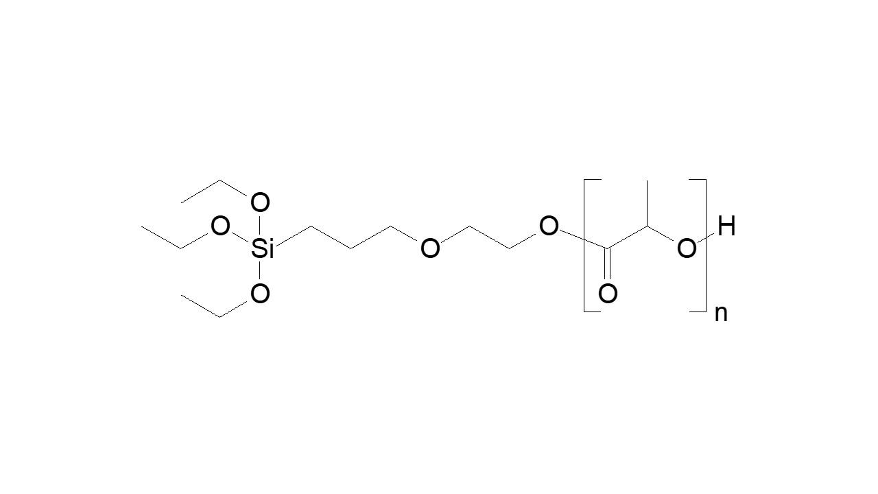 Poly(lactic acid), α-hydroxy, ω-triethoxysilane thumbnail