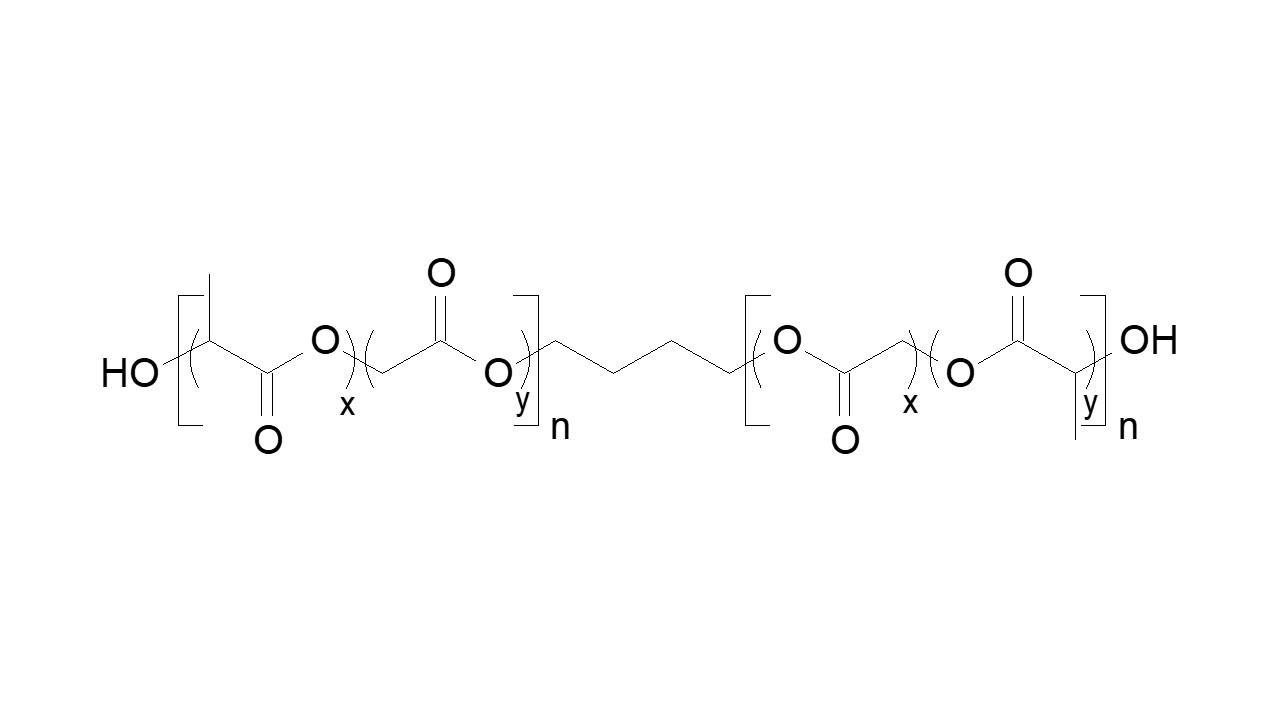 Poly(lactic-co-glycolic) acid, α,ω-bis(hydroxy) thumbnail