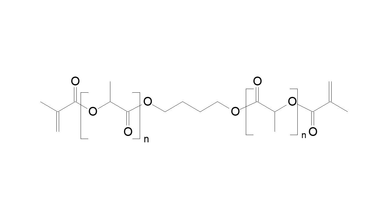 Poly(lactic acid), α,ω-bis(methacrylate) thumbnail