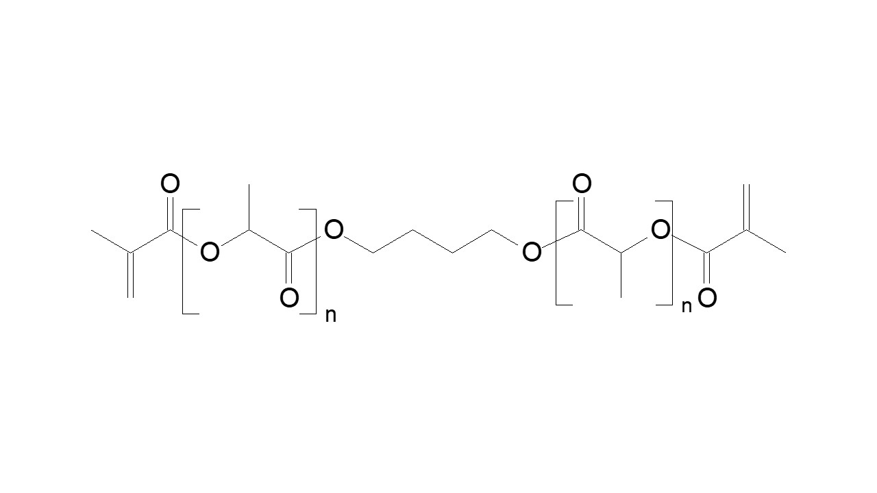 Poly(L-lactic acid), α,ω-bis(methacrylate) thumbnail