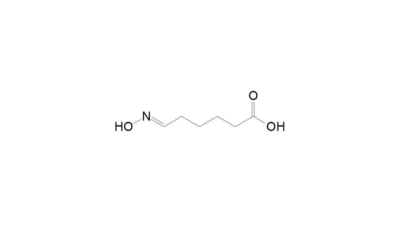 6-(Hydroxyimino)hexanoic acid thumbnail