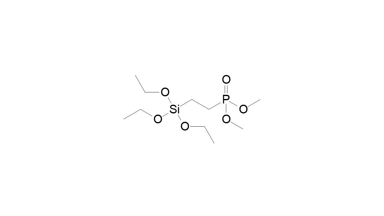 Dimethyl-2-(triethoxysilyl)ethylphosphonate thumbnail