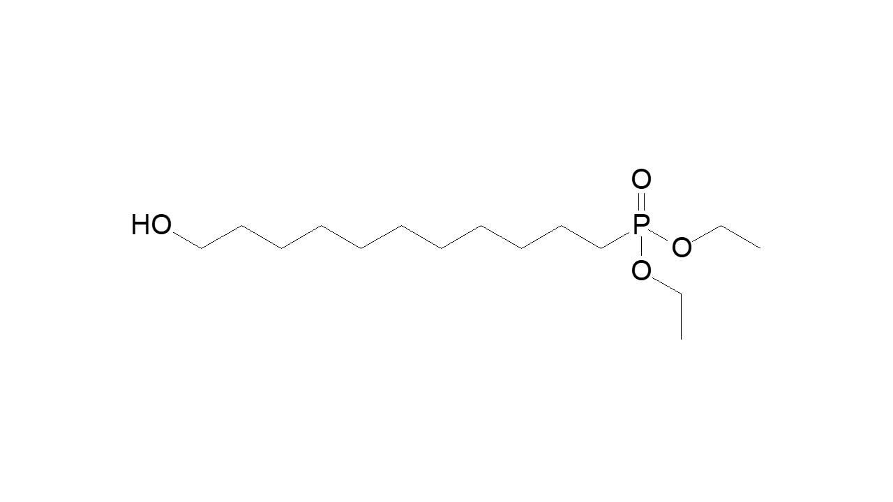 Hydroxy-alkyl(C11) diethyl phosphonate thumbnail