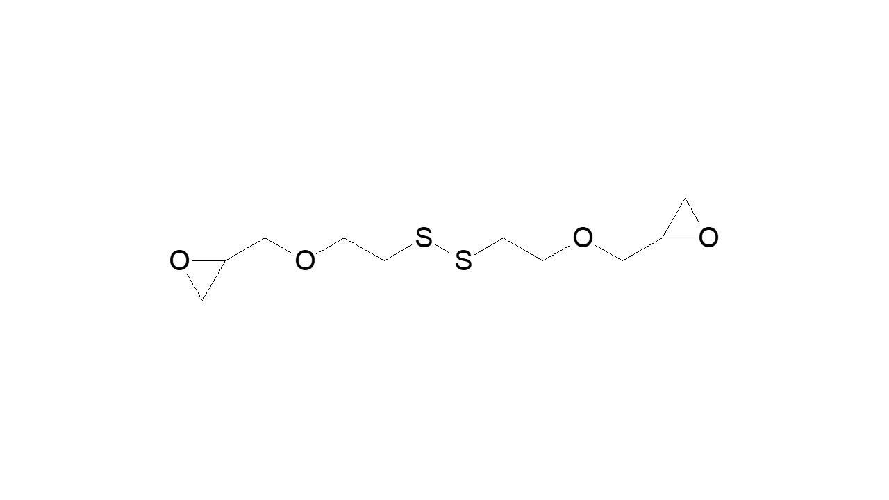 Ethyldisulfide diglycidyl ether thumbnail