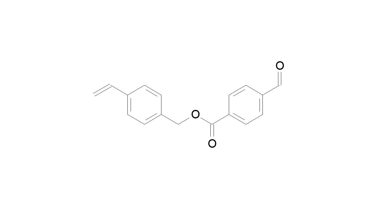 4-Vinylbenzyl 4-formylbenzoate thumbnail