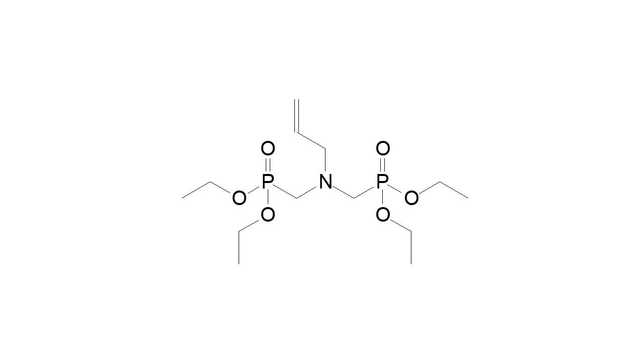 Allylamino bis(methyl diethyl phosphonate) thumbnail