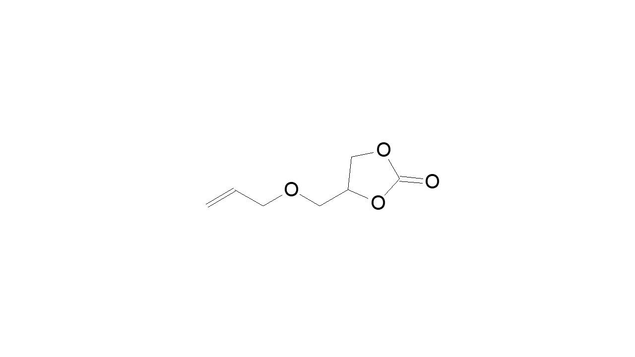 Allyl glycidyl cyclocarbonate thumbnail