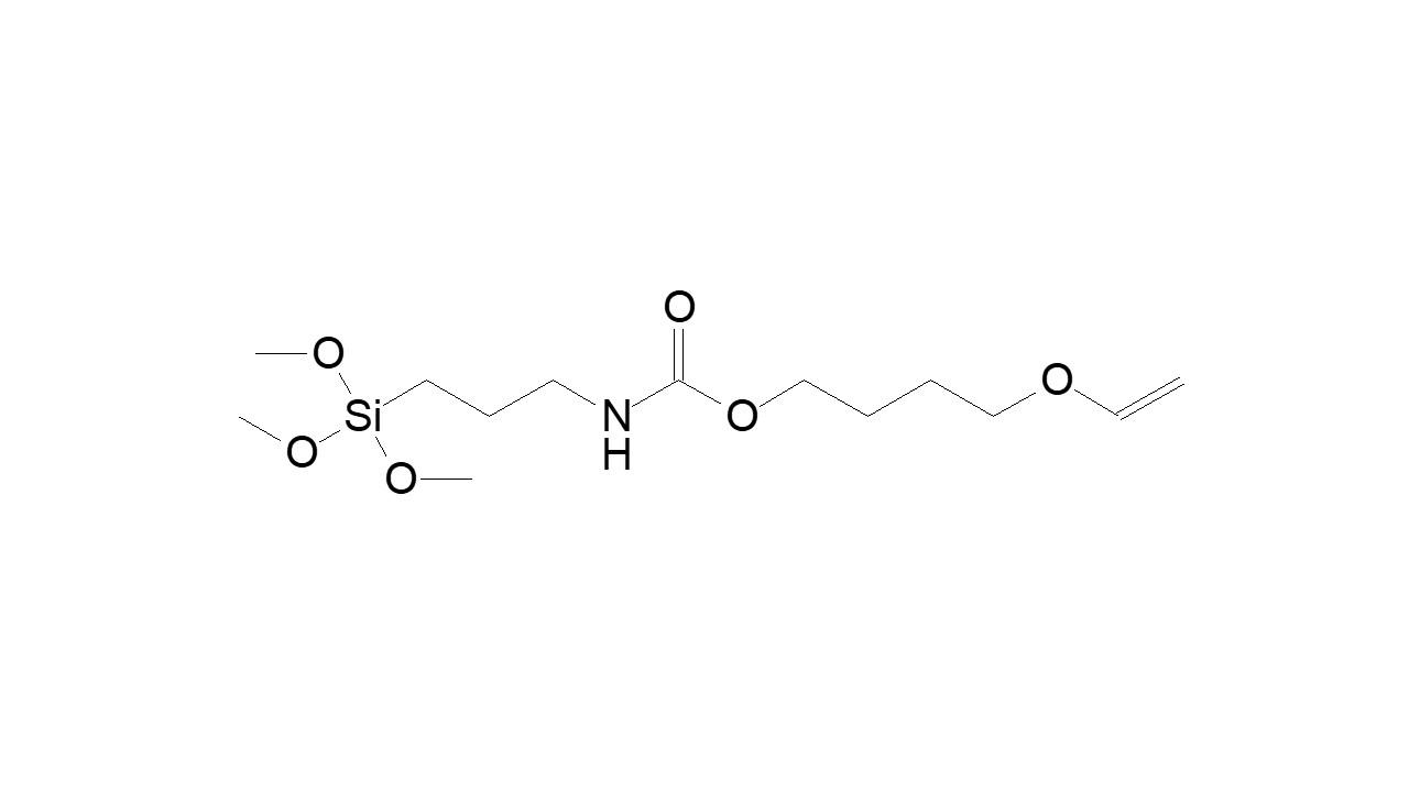 (Trimethoxysilyl)propylcarbamate butyl vinyl ether thumbnail
