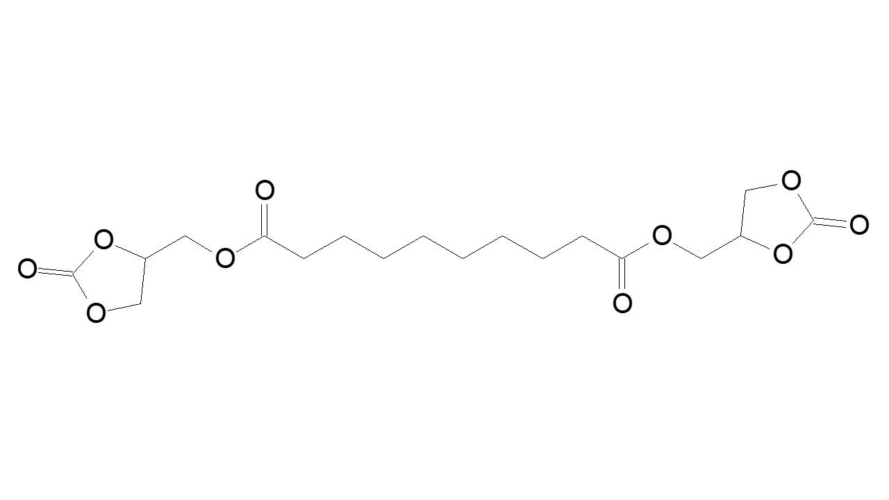 Sebacate bis(cyclocarbonate) thumbnail