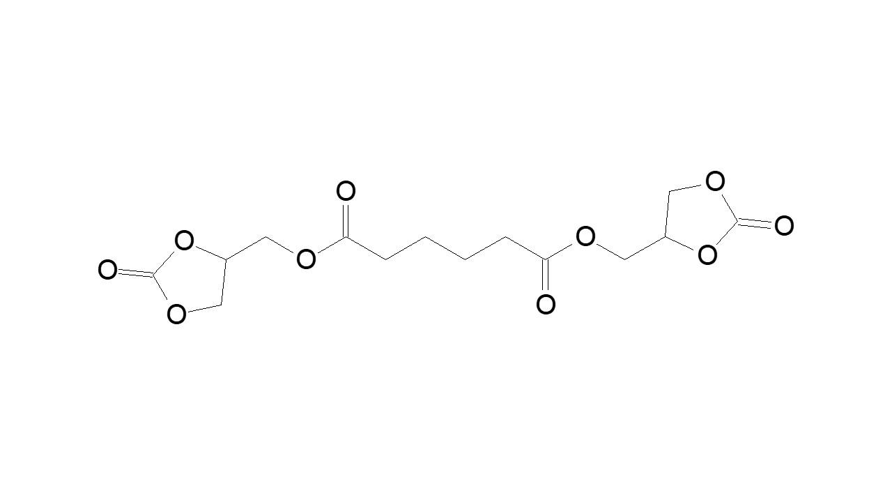 Adipate bis(cyclocarbonate) thumbnail
