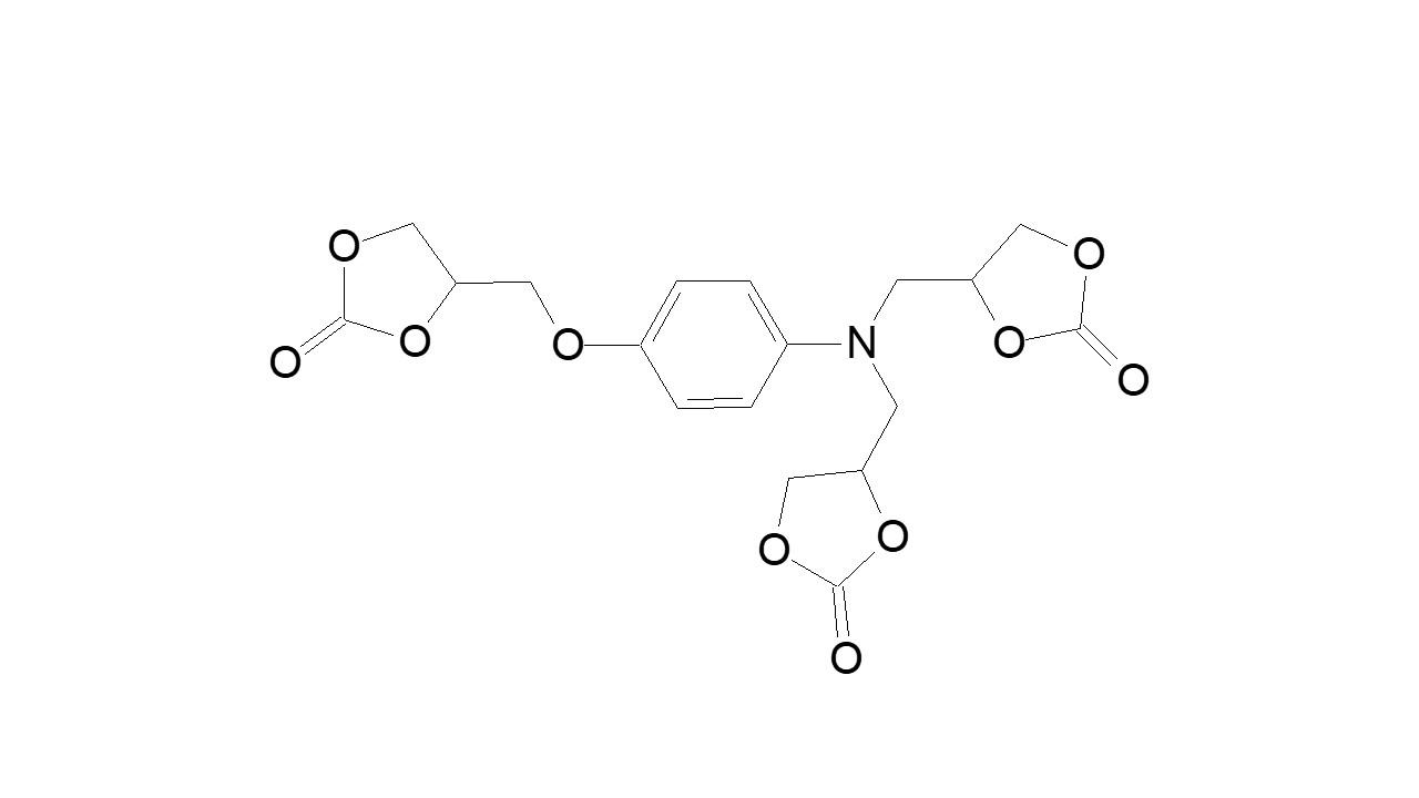 Oxyaniline tri(cyclocarbonate) thumbnail